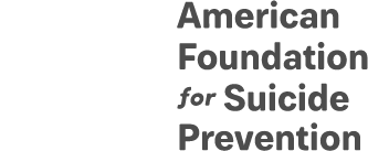 The American Foundation for Suicide Prevention